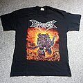 Dismember - TShirt or Longsleeve - Dismember - Massive Killing Capacity Shirt