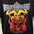 "Bolt Thrower - ""Carved in Stone"" Overturns of War 2015 Canada Tour Tee TShirt or Longsleeve"