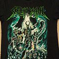 Skeletonwitch - Fall 2010 North America Tour Shirt
