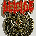 Deicide - Pin / Badge - Deicide Badge