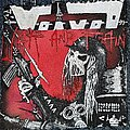 Voivod - Patch - Patch - War and Pain (Voivod)
