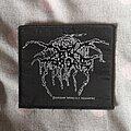 Darkthrone - Patch - Darkthrone woven patch