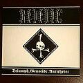 Revenge - Tape / Vinyl / CD / Recording etc - Revenge - Triumph.Genocide.Antichrist (CD)