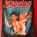 Exodus - Other Collectable - Exodus - Bonded by Blood (Flag)