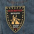 Bathory - Patch - bathory - hordes from hell 1984 patch