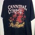 Cannibal Corpse - TShirt or Longsleeve - Cannibal Corpse - Skeletal Domain Shirt