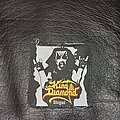 King Diamond - Patch - King Diamond Abigail 1987 Original Patch
