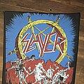 Slayer - Patch - Slayer hell awaits backpatch