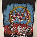 Slayer - Patch - SEARCHING this slayer backpatch