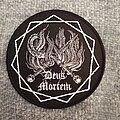 Deus Mortem - Patch - Deus Mortem patch