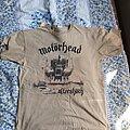 Motörhead - TShirt or Longsleeve - Motörhead- Aftershock t-shirt