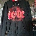 AC/DC - Hooded Top - AC/DC zipped hoodie