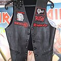 Dio - Battle Jacket - Old leather vest