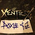 Xentrix - Other Collectable - Xentrix - Logo pin