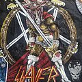 Slayer - Show No Mercy Signed Backpatch