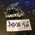 Other Collectable - Pestilence - Consuming Impulse pin for trade.
