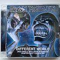 Iron Maiden - Tape / Vinyl / CD / Recording etc - A Different World DVD Single