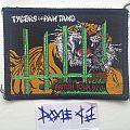 Tygers Of Pan Tang - Patch - Tygers Of Pan Tang - British Tour 82'
