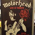 Other Collectable - Motorhead - Live In Toronto VHS