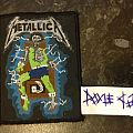 Metallica - Patch - Metallica - Ride The Lightning (for trade)