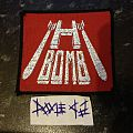 Patch - H Bomb - Logo Patch