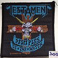 Testament - Patch - Testament - Disciples Of The Watch (not for sale or trade)