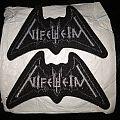 Nifelheim logo patches