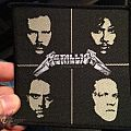 Patch - Metalica Band Patch