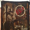 Slayer - Patch - Slayer Reign In Blood Patch. (not for sale or trade)