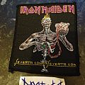 Patch - Iron Maiden - Seventh Son Of A Seventh Son
