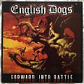 English Dogs - Forward Into Battle 1st Press