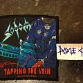 Patch - Sodom - Tapping The Vein