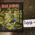 Patch - Iron Maiden - Piece Of Mind (for trade)