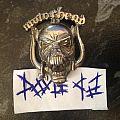 Motörhead - Other Collectable - Motorhead Pin