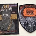 Napalm Death - Patch - New Patches From shellfire defense (not for sale or trade)