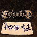 Other Collectable - Entombed Pin