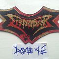 Dismember - Indecent And Obscene  Patch