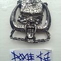 Motorhead - Overkill Pin Other Collectable