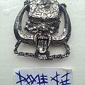 Motorhead - Overkill Pin
