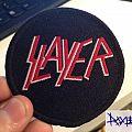 Slayer - Patch - Vintage Slayer