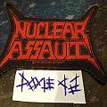 Nuclear Assault - Patch - Nuclear Assault - Logo Patch