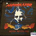 Annihilator - Patch - Annihilator Never, Neverland (not for sale or trade)