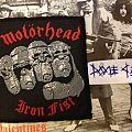 Motörhead - Patch - Motorhead - Iron Fist