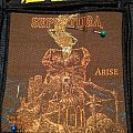 Patch - Sepultura Arise (for trade)