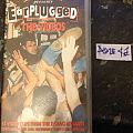 Napalm Death - Tape / Vinyl / CD / Recording etc - Earplugged - The Videos VHS