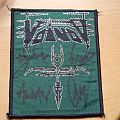 Voivod - Patch - Voivod signed patch for Kathulex