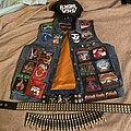 Metallica - Battle Jacket - Second battle vest (mostly thrash)