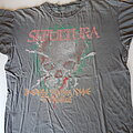 Sepultura - TShirt or Longsleeve - Sepultura Shirt Death from the jungle