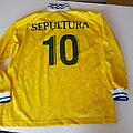 Sepultura - TShirt or Longsleeve - Sepultura Soccer Jersey