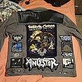 Witch Cross - Battle Jacket - Cool-Color jacket (1st update)